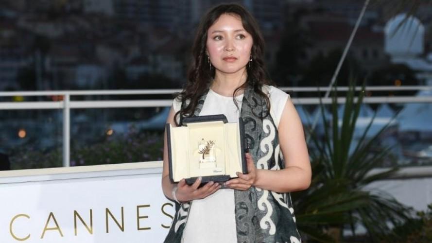 Gitis Graduate Samal Yeslyamova Wins 71st Cannes Festival Award